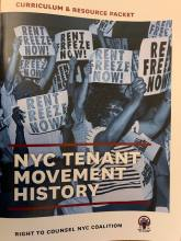 NYC Tenant Movement History
