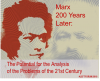 #LEFTFORUM 2018 panel 'Marx 200 Years Later...'